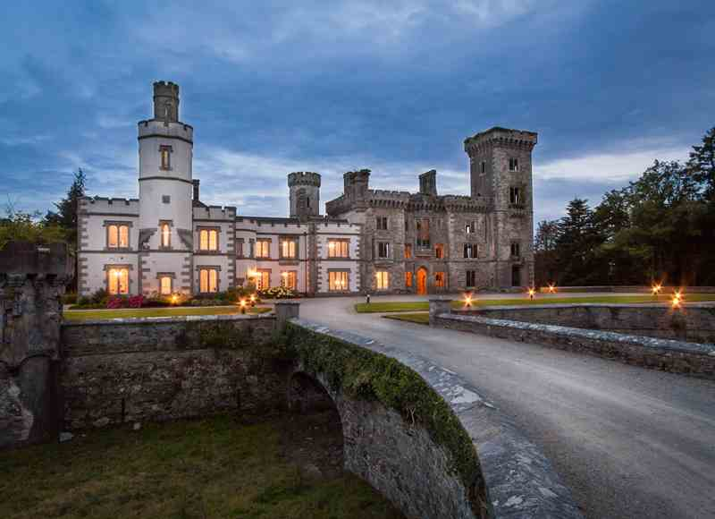Castles To Rent For Small Groups - Wilton Castle