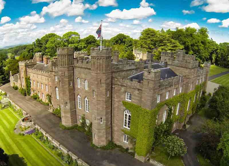Luxury Castle Hire - Scone Palace
