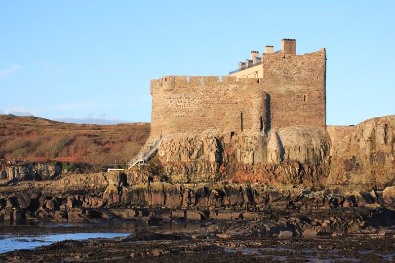 13th-century Mingary Castle opens again...