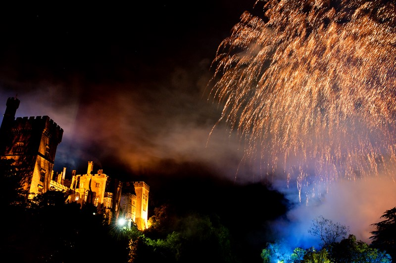 Book an Entire Castle for New Year