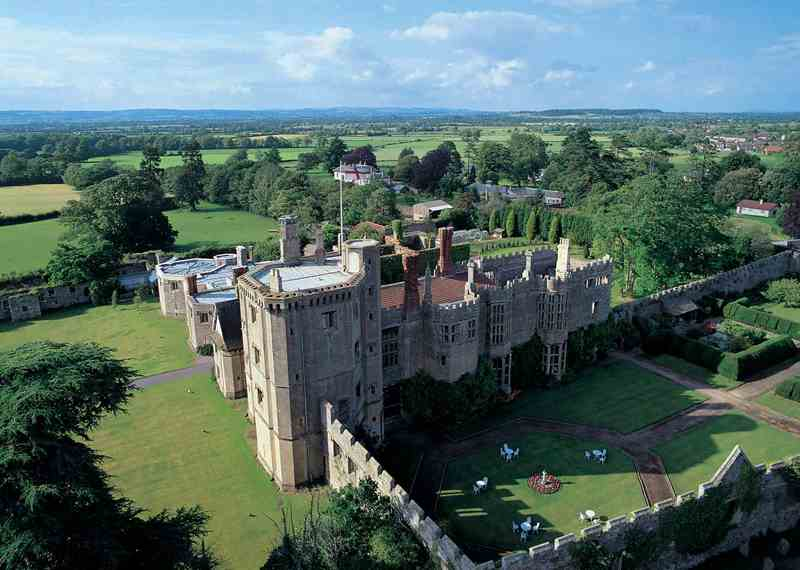 Thornbury Castle - Small Wedding Packages