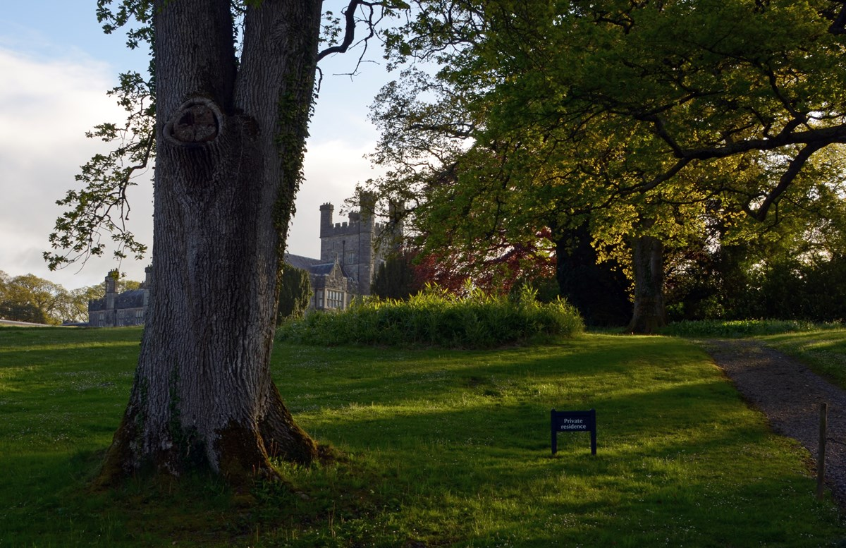 Live Like The Earls Of Erne At Crom Castle