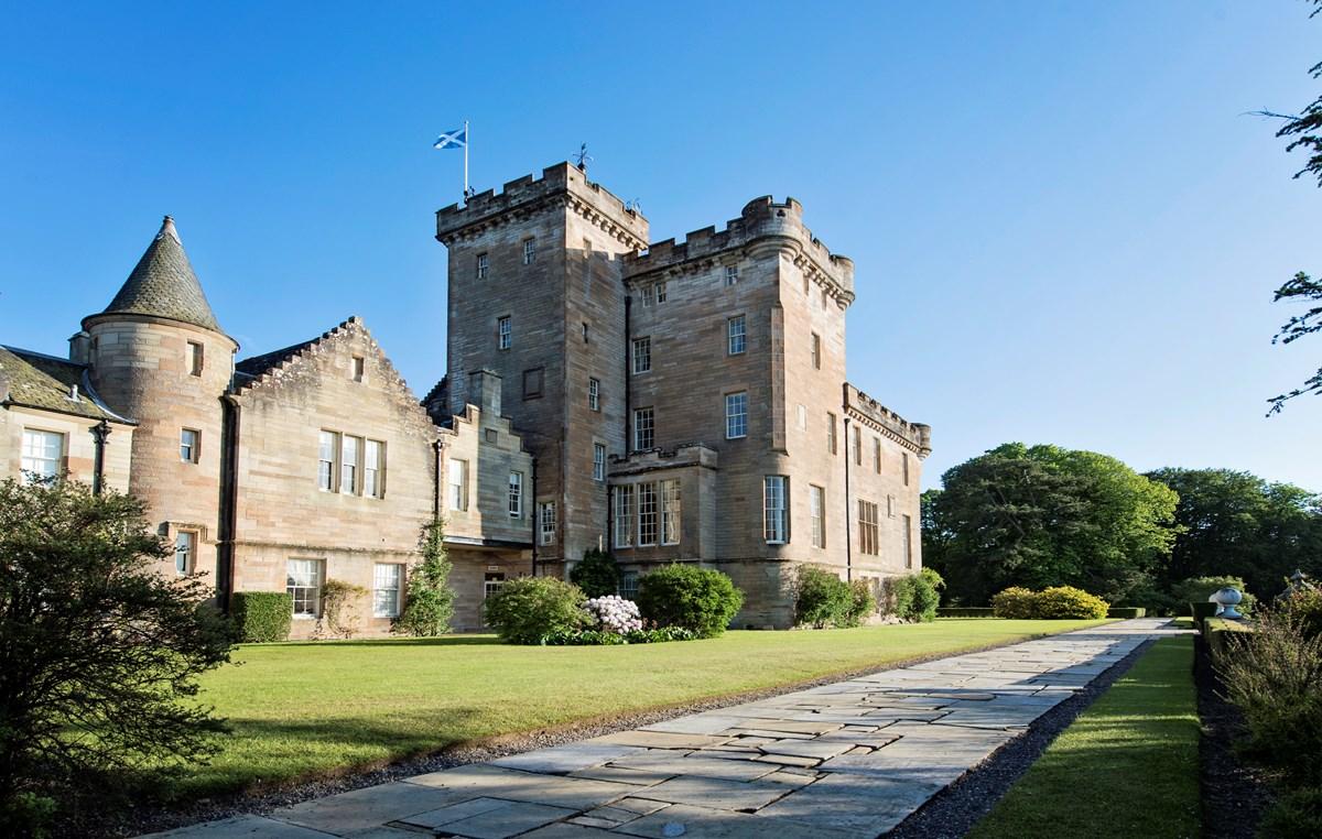 Wedding Venues Scotland Secret Herb Caro Weiss