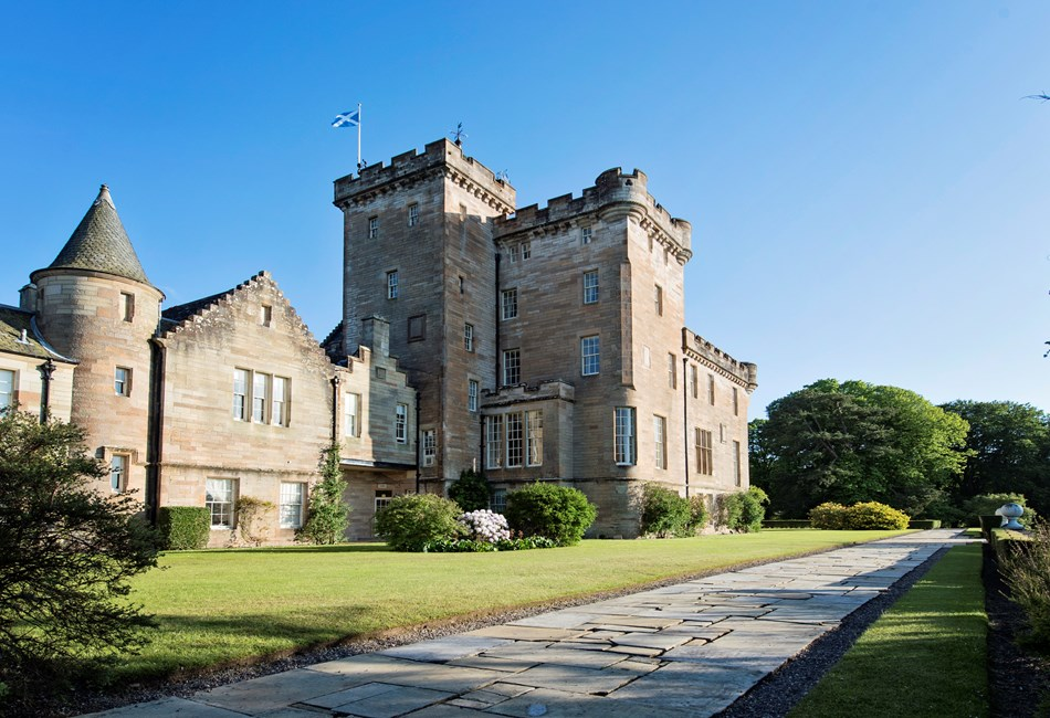Intimate Wedding for Two Package at Glenapp Castle
