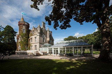 Luxury Edinburgh Exclusive Use Castle for Christmas, Upto 18 Adults
