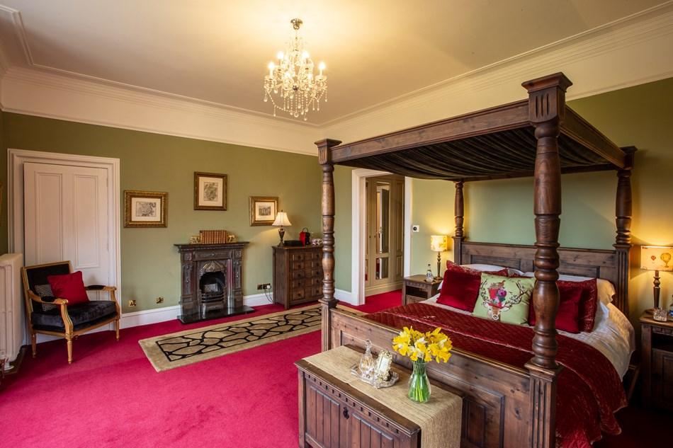 The Balvenie Suite