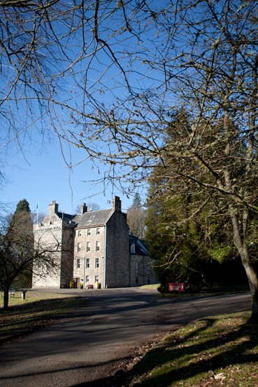 Celebrate New Year at Culcreuch Castle 2017