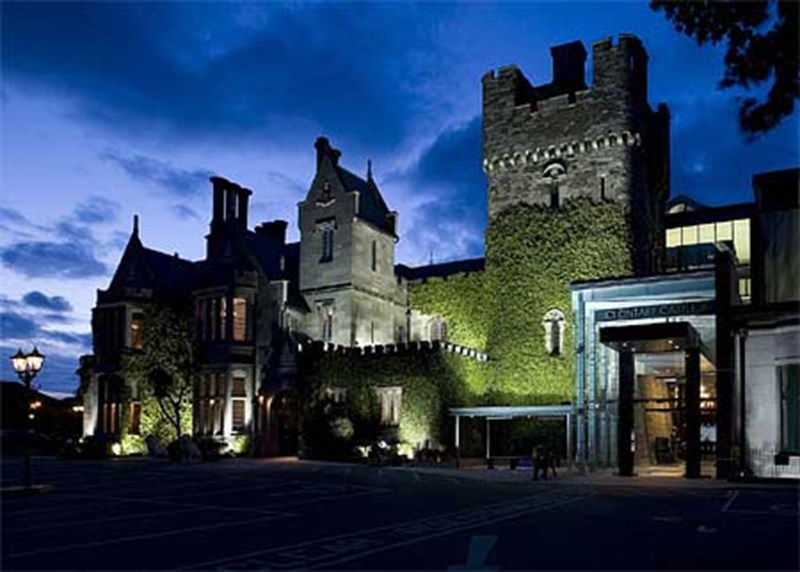 Celebrate Christmas at Clontarf Castle