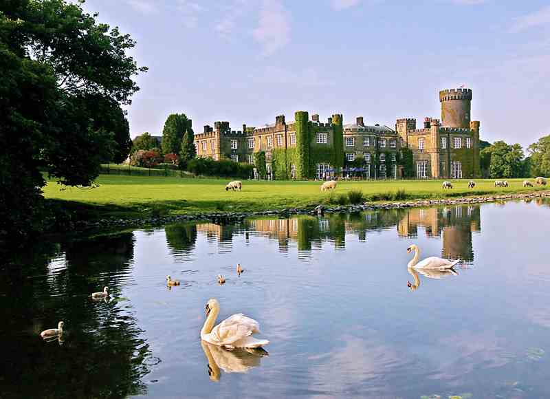 Castle Spa Breaks - Swinton Park Castle