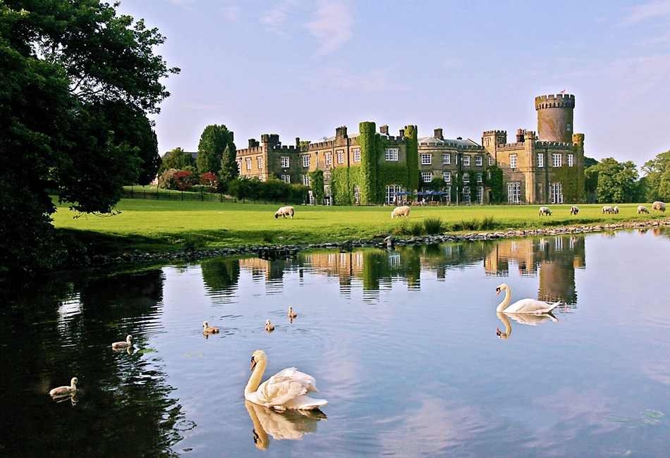 Swinton Park Wedding for Two for Just £1,000!