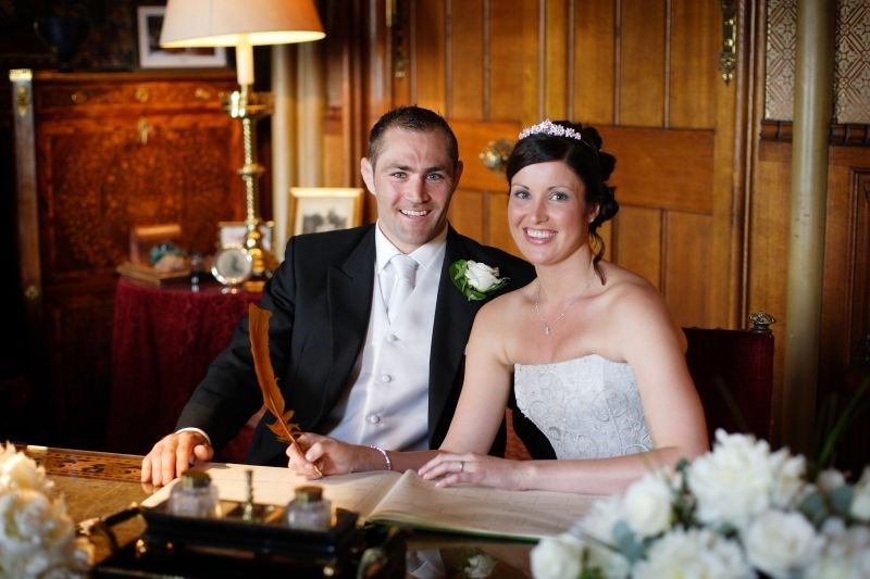 Exclusive Use Weddings at Eastnor Castle