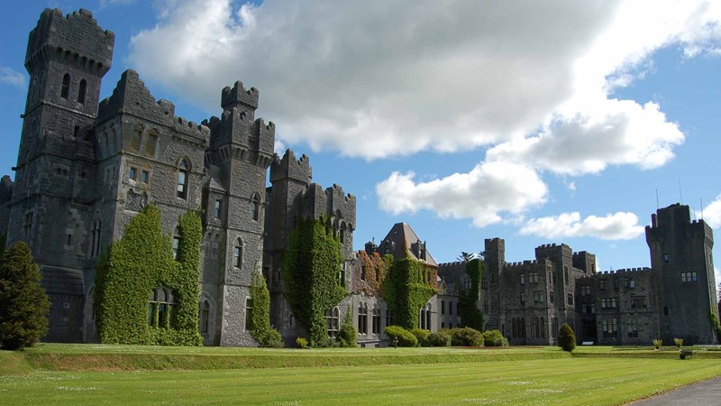 OLD Celebrate Christmas at Ashford Castle 2017