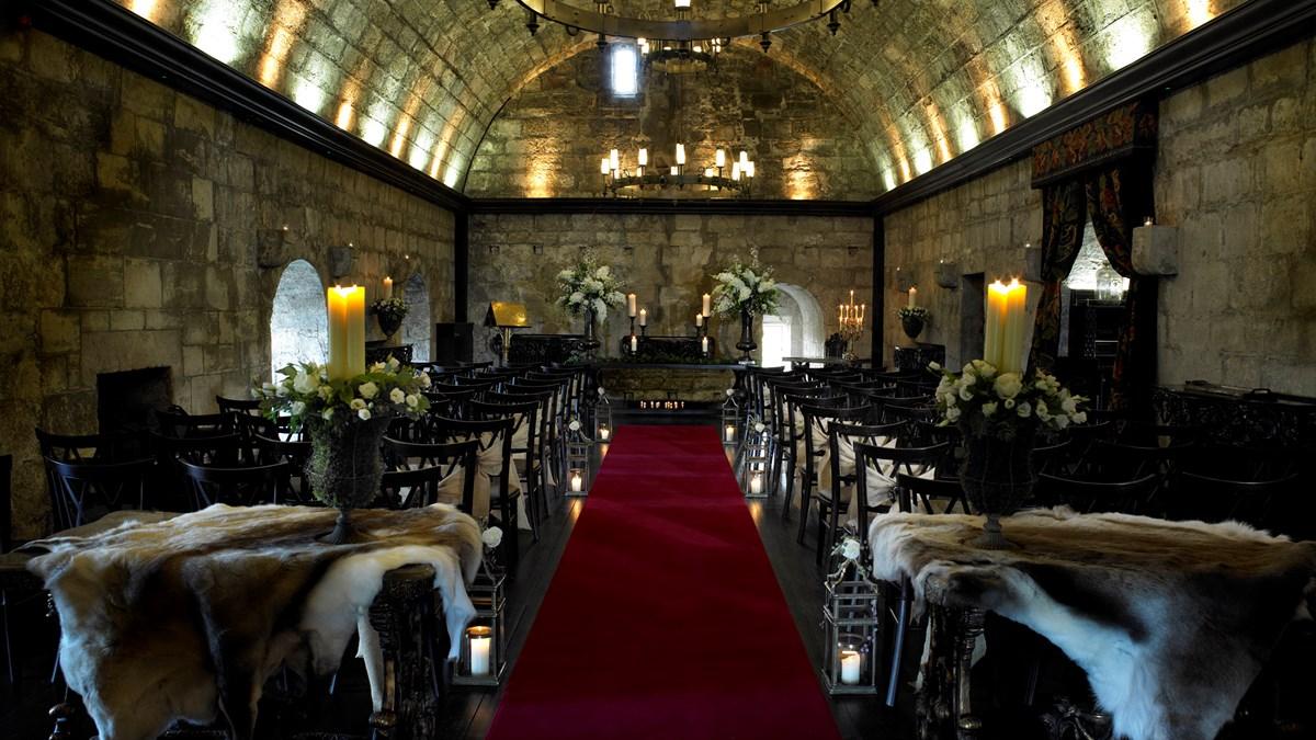 Stunning Wedding Venue Just 12 Miles From Edinburgh