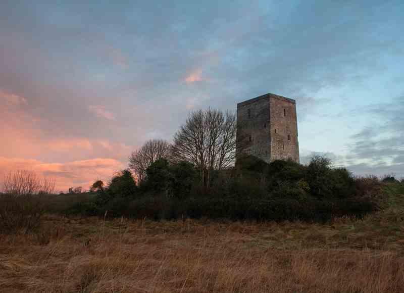 Castle Breaks in the West of Ireland - The Black Castle