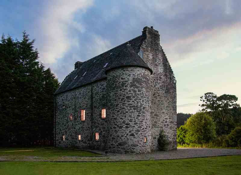 Castles To Rent For Small Groups - Kilmartin Castle