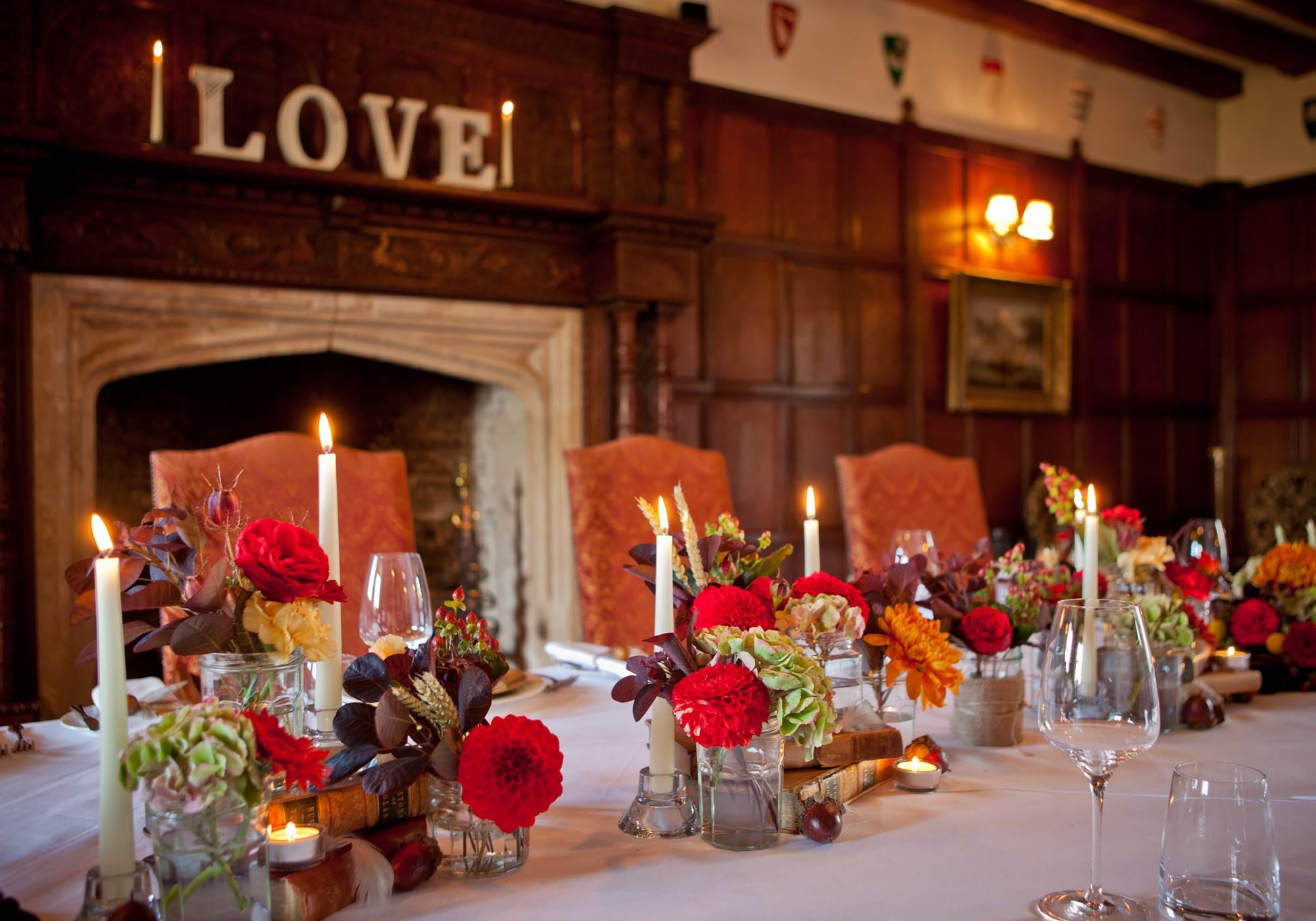 Top Small Castle Wedding Venues