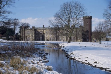 Celebrate New Year at Swinton Park 2016