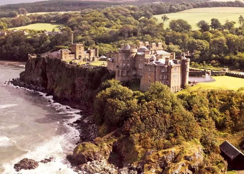 Castle Hotels in Scotland