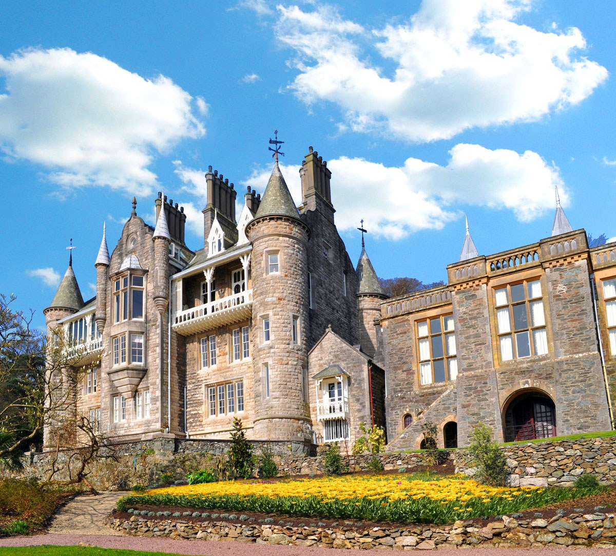 Castle Vacations England Wales And Scotland - England vacations