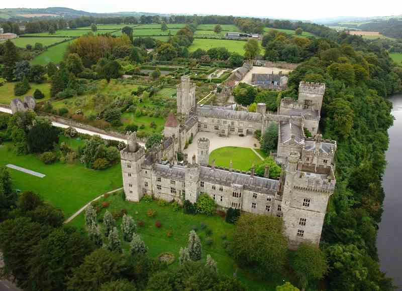 50th, 60th, 70th Birthday Venues - Lismore Castle