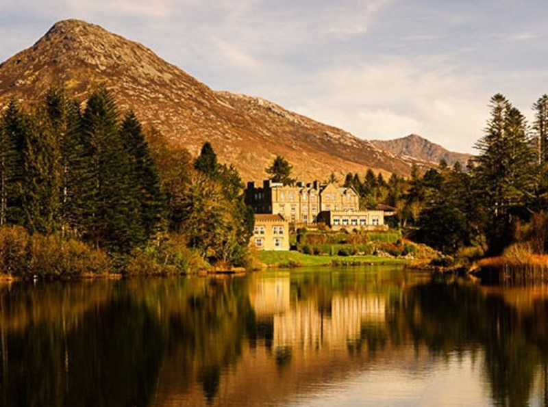 Stay in a Castle in Ireland