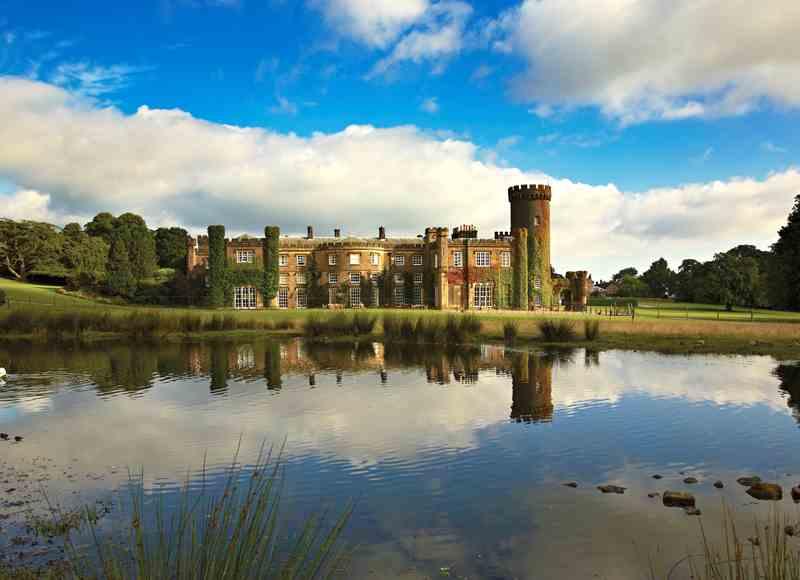 Castle Spa Breaks - Swinton Estate
