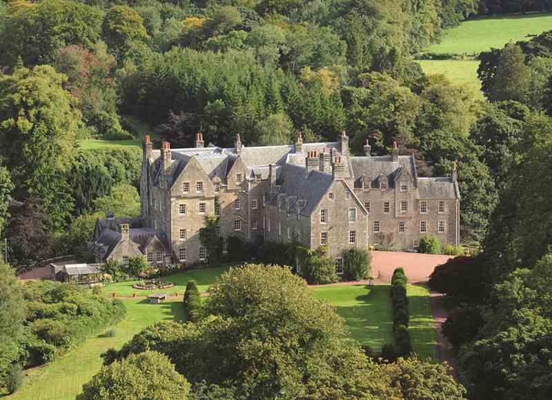 5-Star Christmas - Blair Castle and Estate