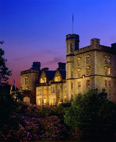 Celebrate New Year at Inverlochy Castle 2017