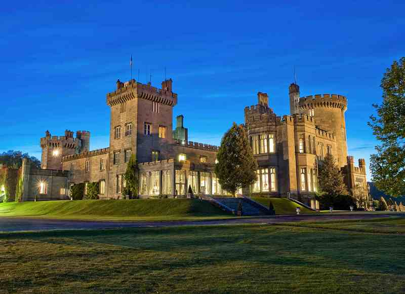 Castle Breaks by Lochs, Loughs and Lakes - Dromoland Castle
