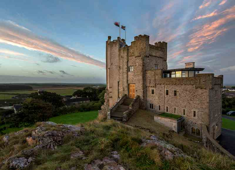 50th, 60th, 70th Birthday Venues - Roch Castle