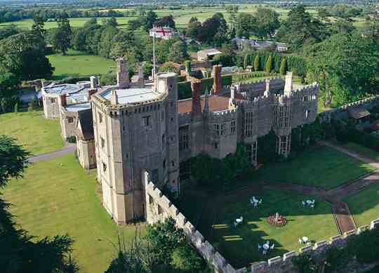 Afternoon Tea for Two at Thornbury Castle