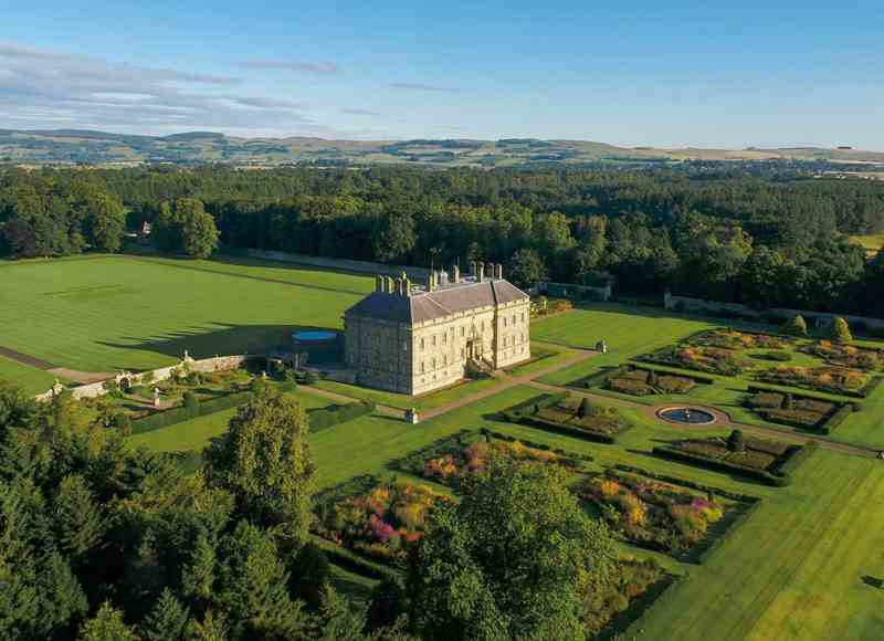 5-Star New Year - Kinross House Estate