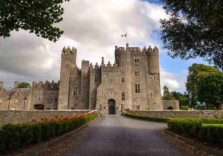 Map Of Ireland Castles.Castle Hotels In Ireland The Best Castles To Stay In Ireland