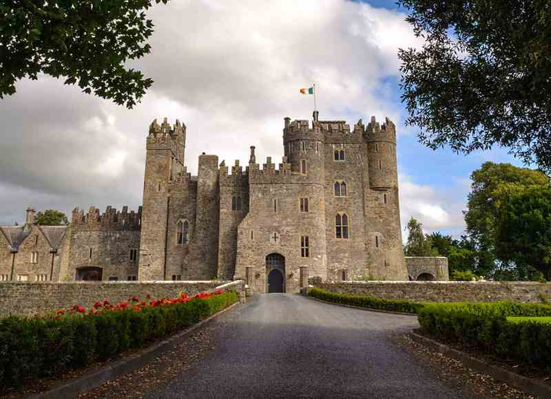 Castle Spa Breaks - Kilkea Castle